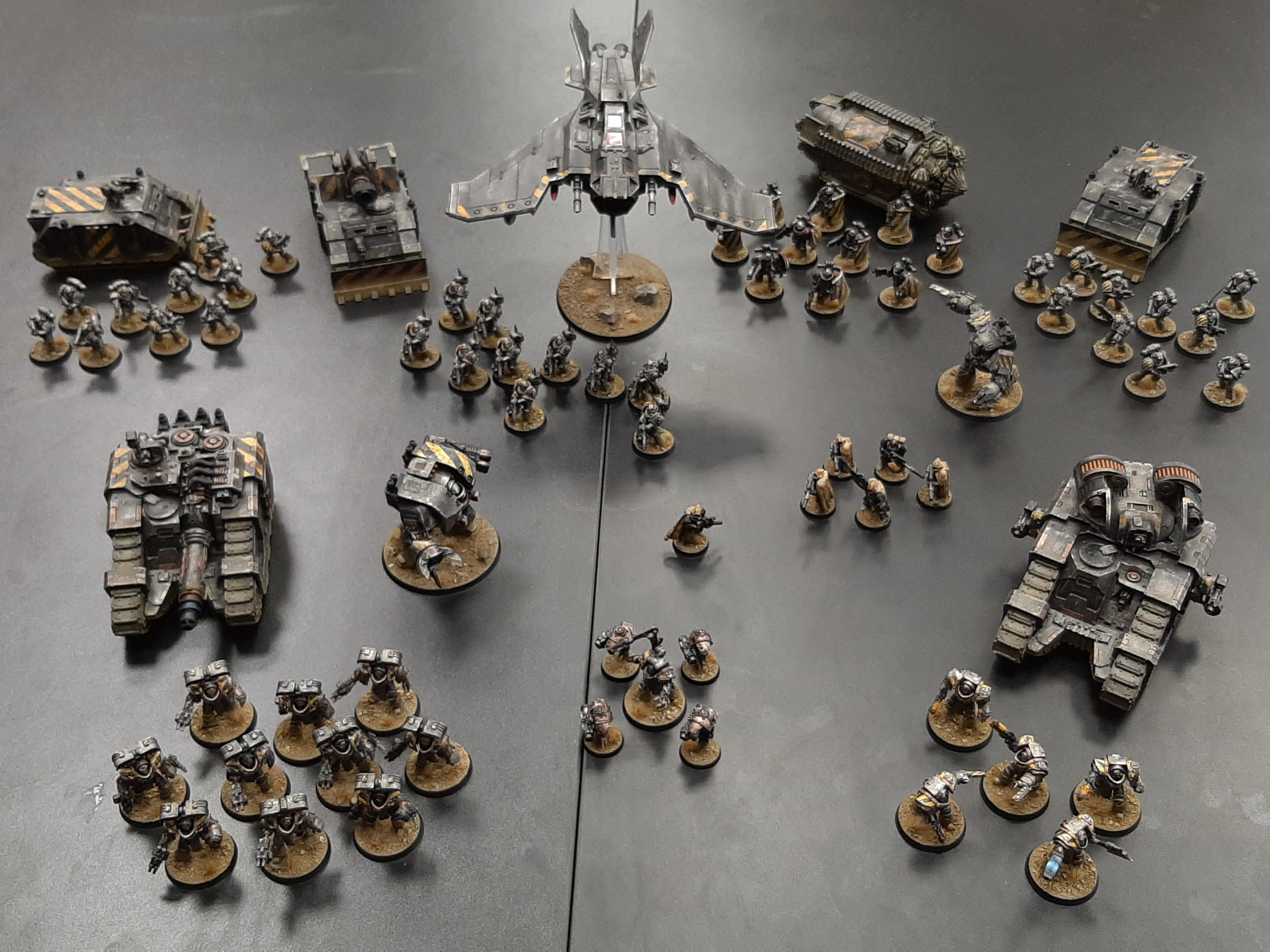 Iron Warriors Sammlung